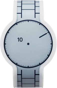 FES Watch WHITE:柄02