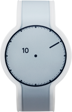 FES Watch WHITE:柄04