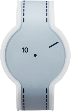 FES Watch WHITE:柄21